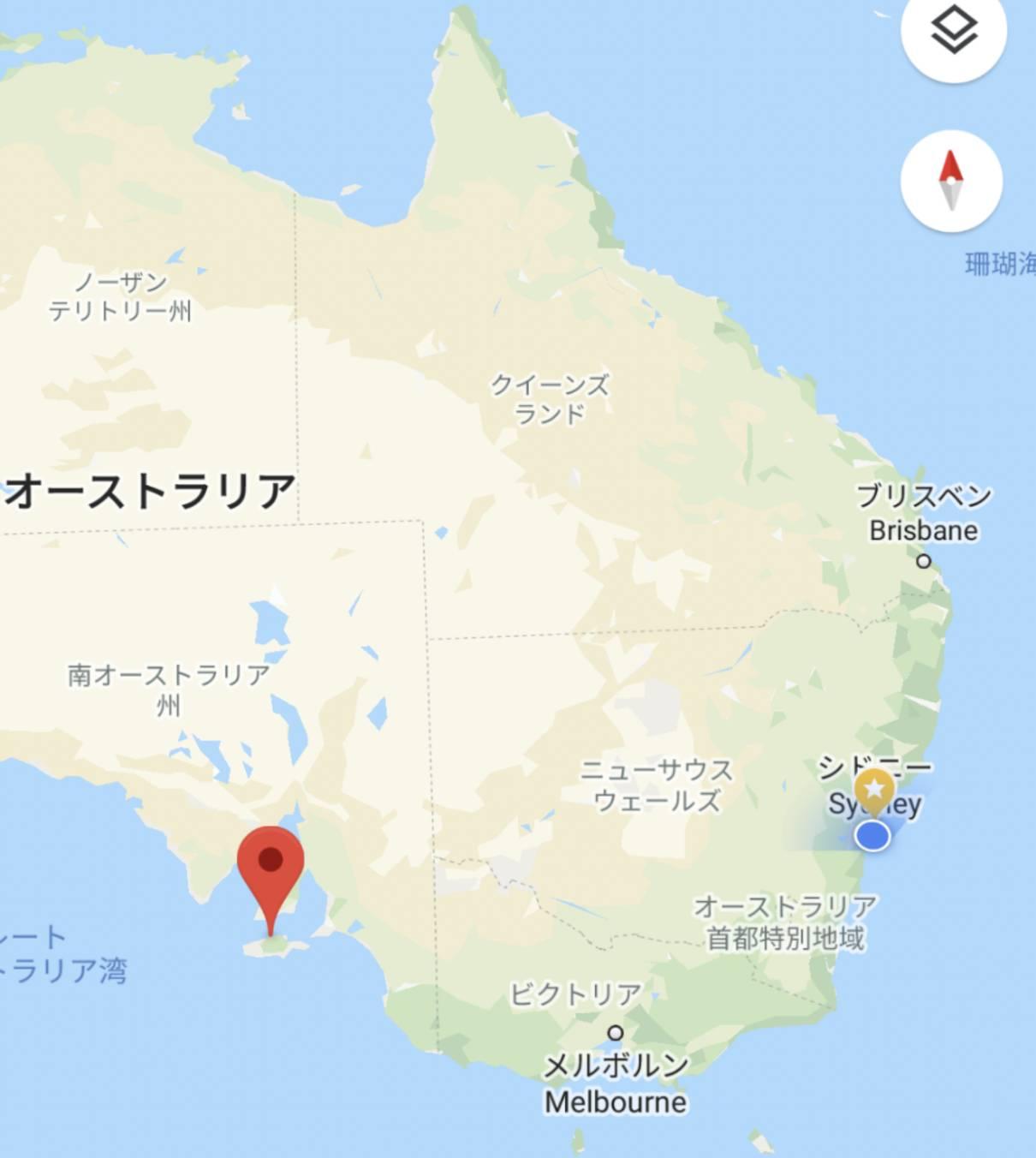 オーストラリア 山 火事 2019